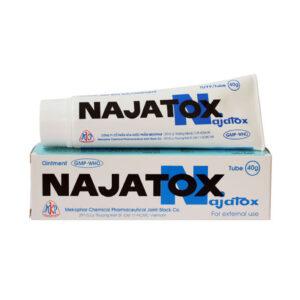 Najaxtox from Vietnam cobra venom snake cream