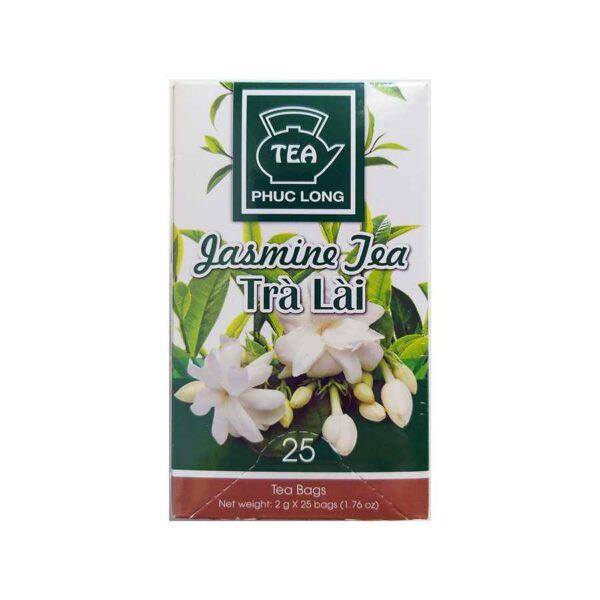 Vietnamese Jasmine tea Phuc Long Tra Lai