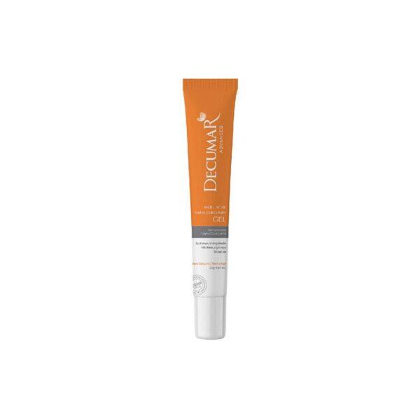 decumar advanced anti acne gel 20g