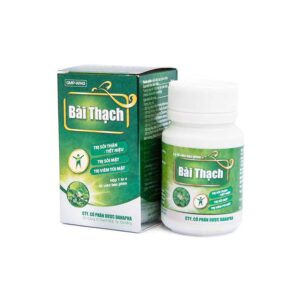 Bai Thach - Kidney stone remedy from Vietnam