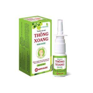 Thong Xoang Anti Sinusitis Spray