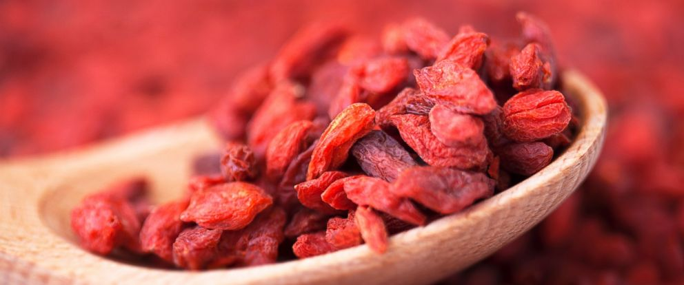 Goji Berries - Useful properties and Rules of Use
