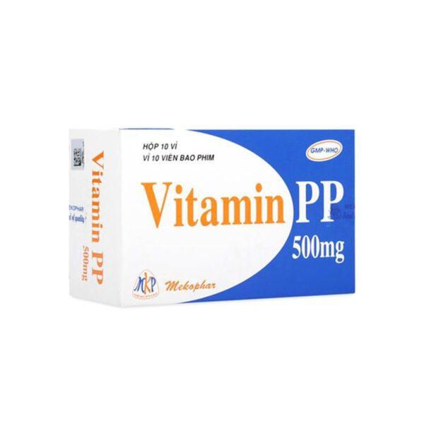 Vitamin PP 500 mg