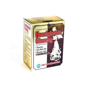 Homiginmin ginseng from Vietnam 60 capsule