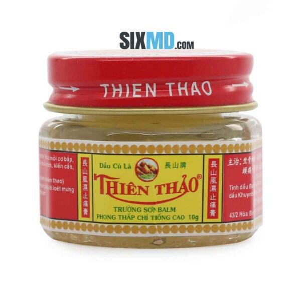 Thien Thao Medicated Balm - 10g. Best Vietnamese balm