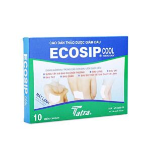 Ecosip Cool patch from Vietnam