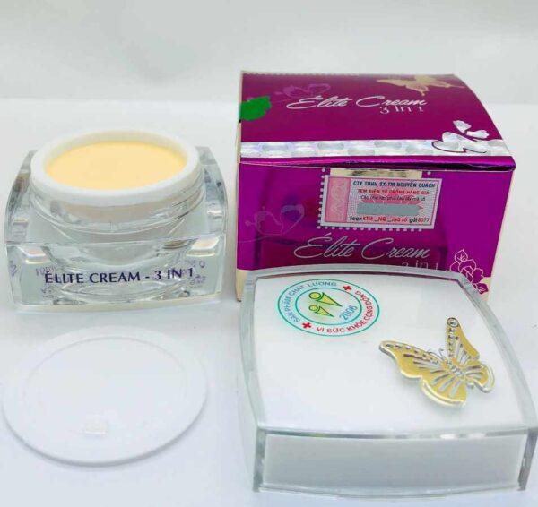 Nguyen Quach Elite Cream 3 in 1