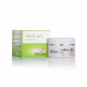 Gel hút Mụn Maskgel TiTiOne 15g Vietnamese Cosmetics