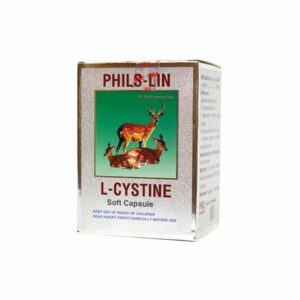 L-cystine 500 mg Vietnam 60 capsules 1 box