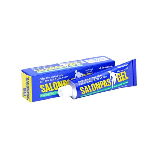 Salonpas Gel 30g tube