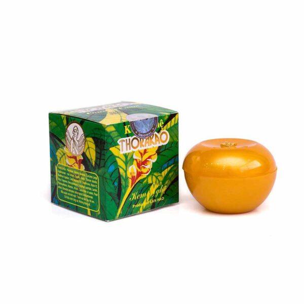 Turmeric Cream Thorakao 7g box, anti ance cream from Vietnam