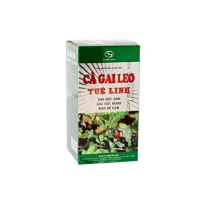 Ca Gai Leo Liver detox 60 tablets