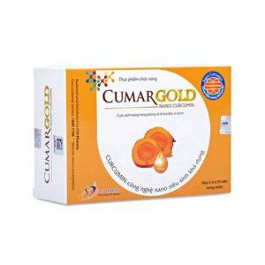 Cumar Gold Nano Curcumin 30 capsules from Vietnam