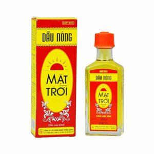 Dau Nong Mat Troi Oi 60 ml