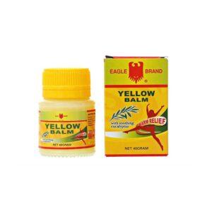 Eagle Brand Yellow Massage Balm 40g