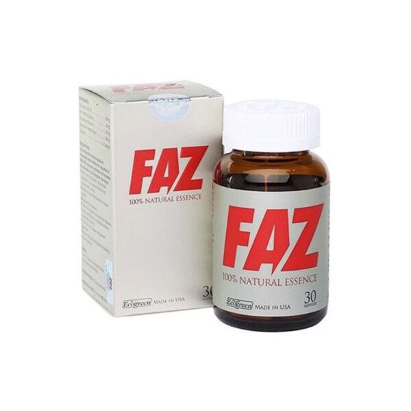 FAZ Ecogreen capsules