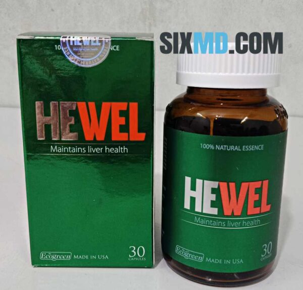 HEWELL – Protects the liver capsules