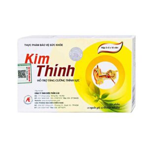 Kim Thinh 30 tablets Vietnam Herbal Medicine