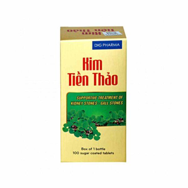 Kim Tien Thao DHG capsules Vietnam