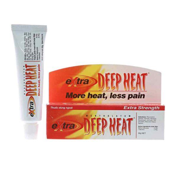Mentholatum Deep Heat Extra Gel 30 gr