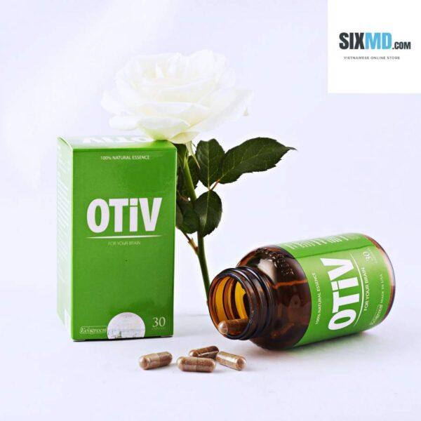 Otiv brain supplement 30 capsules