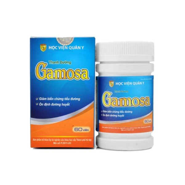 Thanh Duong Gamosa Vietnam herbal pharmacy
