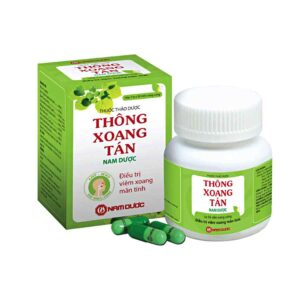 Thong Xoang Tan capsules Vietnam