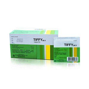 Tiffy dey 1 box buy online