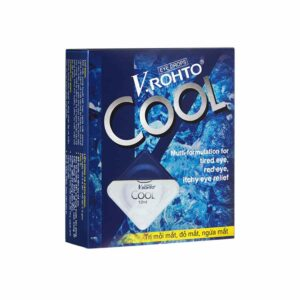 V.Rohto Cool eye drop Vietnam 12 ml
