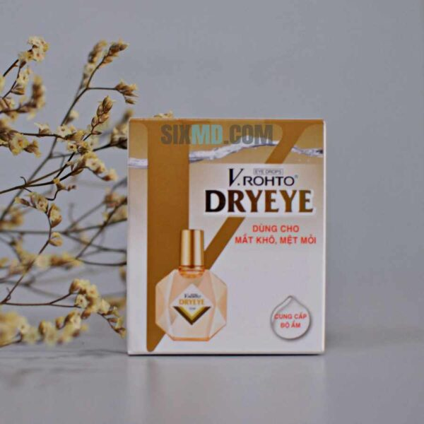 V.Rohto Dryeye drops 13 ml