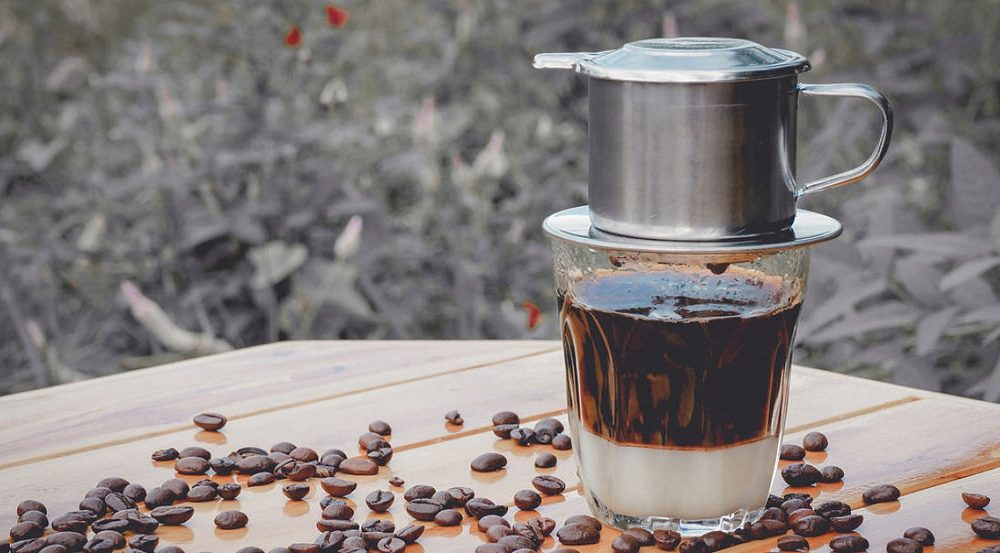 Vietnamese coffee filter (