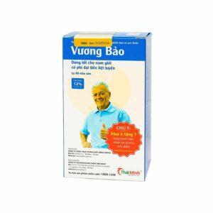 Vuong Bao capsules Vietnam Pharmacy shop