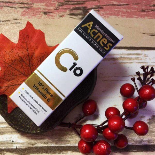 Acnes C10 Vitamin C 10% Pure Vitamin C Mentholatum