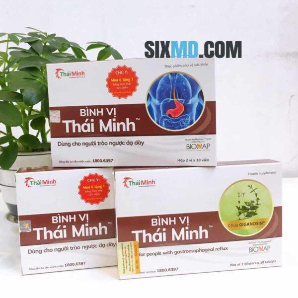 Binh Vi Thai Minh Vietnamese pharmacy