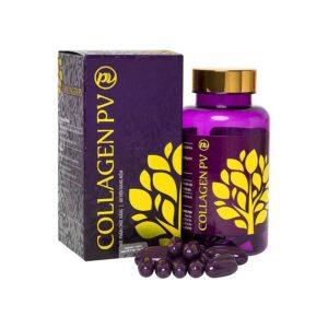 Collagen PV collagen capsules supplements from Vietnam box collagen vitamin