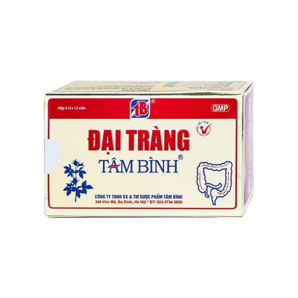 Dai Trang Tam Binh 60 capsules