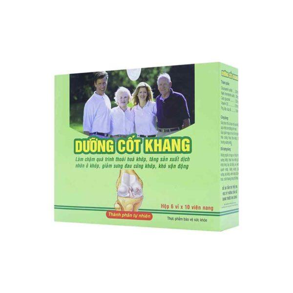 Duong Cot Khang Osteoarthritis treatments