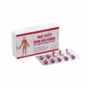 Hoat Huyet Minh Nao Khang 30 capsules