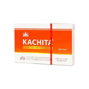 Kachita Nhat Nhat Indications: Treatment of oral ulcers (ulcers), swollen lips, toothache, bleeding from teeth, swollen gums, sore throat, bad breath