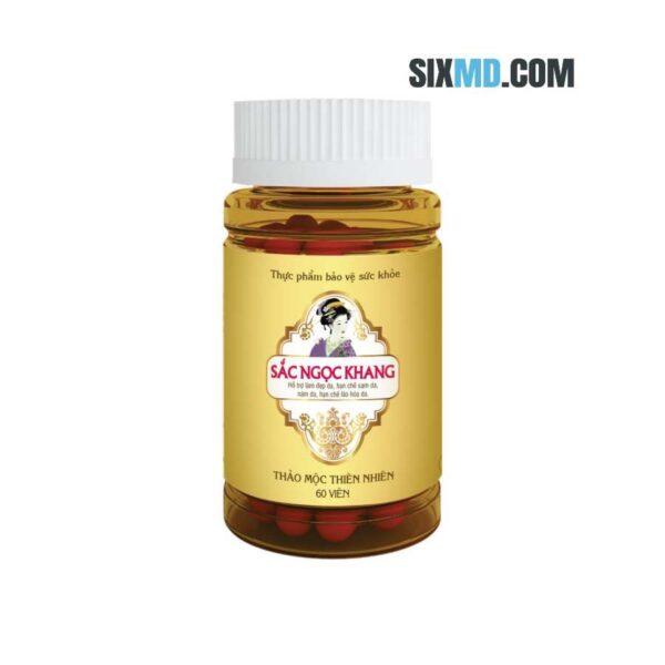 Sac Ngoc Khang Capsules 1 box 60 capsules