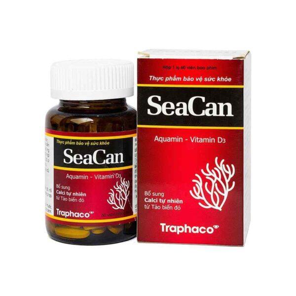 SeaCan Vitamin from Vietnam. Traphaco