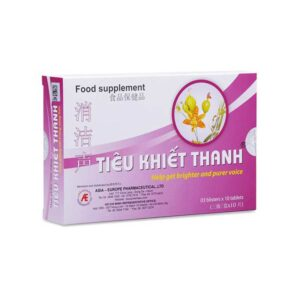 Tieu Khiet Thanh herbal medicine from Vietnam