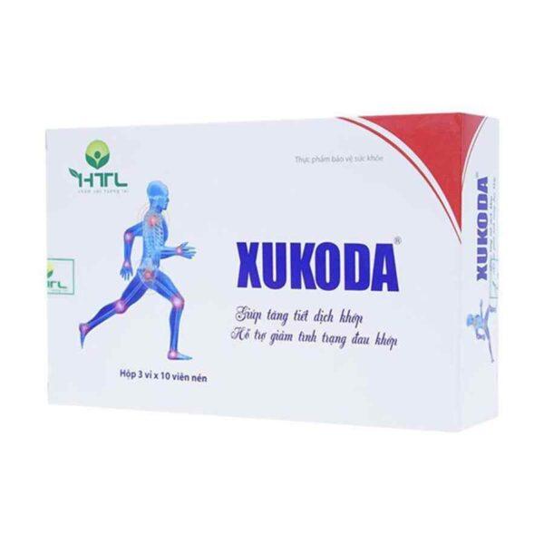 Xukoda tablets