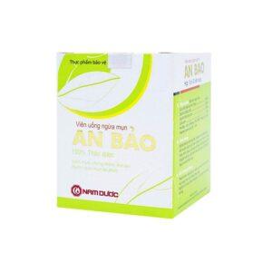 Acne Prevention capsules An Bao