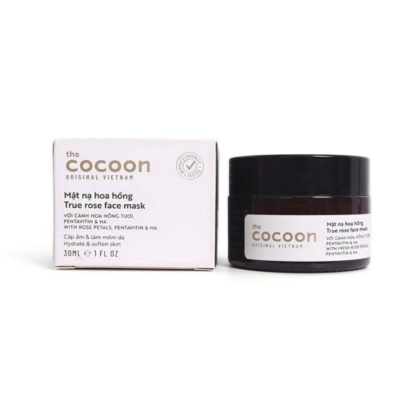 True Rose Face Mask Cocoon Vietnam