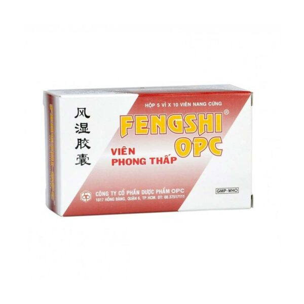 Fengshi OPC Treatment of shoulder and neck pain