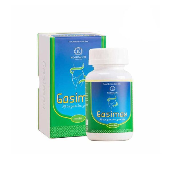 Gasimax diet pills from Vietnam