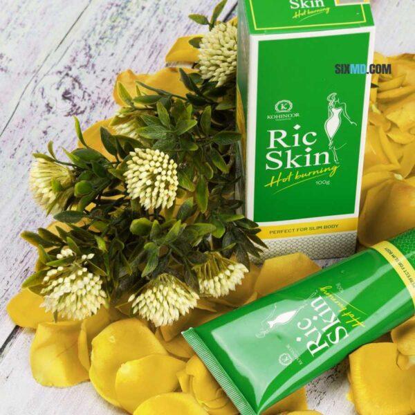 Ric Skin Hot Burning Cream from Vietnam 100g