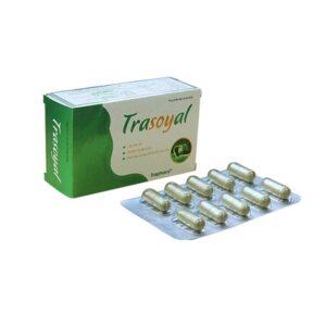 Trasoya capsules