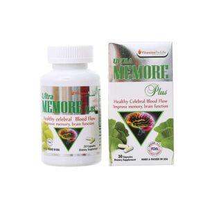 Ultra Memore Plus 30 capsules